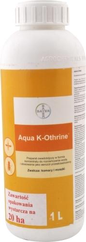 Aqua K - Othrine - Przeciw Komarom, Dezynsekcja Śląsk, środek owadobójczy, Gliwice, Śląsk