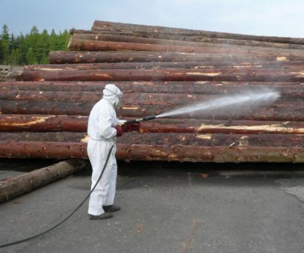 Fumigacja (gazowanie), Fumigacja, Bezpieczna fumigacja, Gliwice, Śląsk