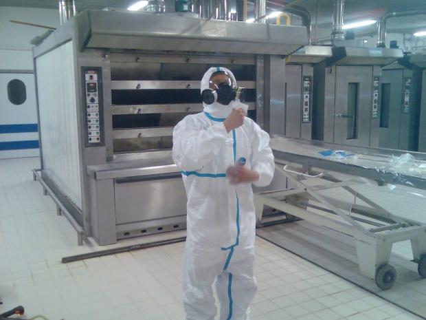 OCHRONA PRZED SZKODNIKAMI PEST-CONTROL GHP/GMP-HACCP, Deratyzacja, HACCP, Gliwice, Śląsk