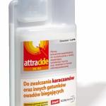 Attracide 26 SC - Karaczany oraz inne gatunki owadów biegających, Monitoring ddd, Likwidacja zapachów, Dezynfekcja, Gliwice, Śląsk